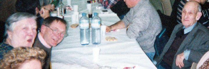 Irène, mon père et José Faran à Lille en 1996