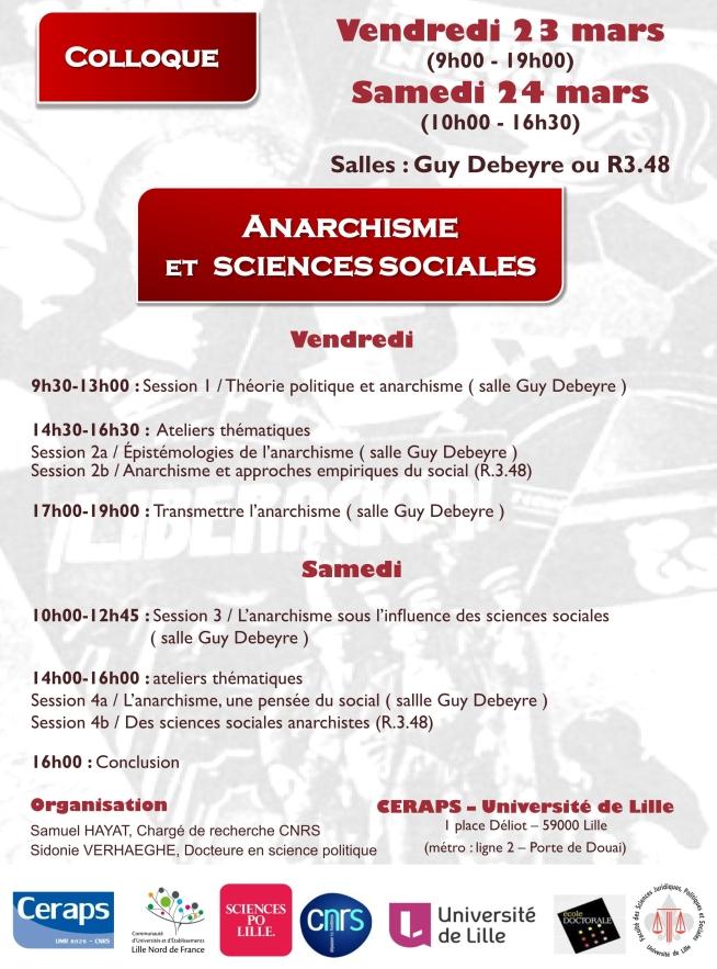 affiche-colloque-anarchisme-et-sciences-sociales-université-de-Lille1-24mars2018