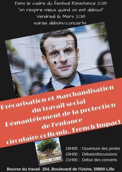 affiche-soirée-collectif-le-social-déchaîné-16mars2018-Lille