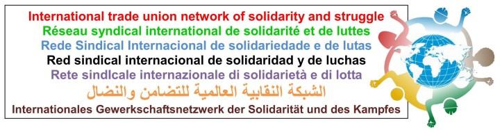 Réseau syndical international de solidarité et de luttes