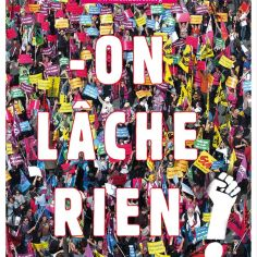 affiche SOLIDAIRES on lâche rien
