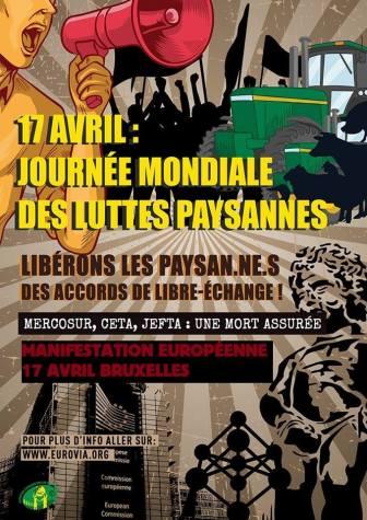 luttes-paysannes-17avril2018-Bruxelles