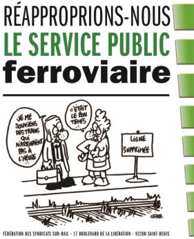 service public ferroviaire