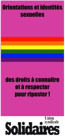 couv du document LGBTI de Solidaires