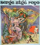 pochette de disque d'utgé-royo avec référence à fives-lille (1978)