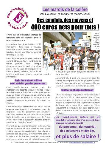 mob santé 16 juin 2020 Lille page 1