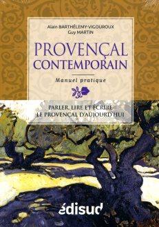 couv manuel provençal contemporain