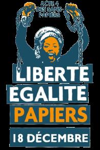 liberté égalité papiers 18 décembre 2020