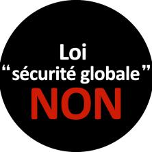 non à la loi sécurité globale