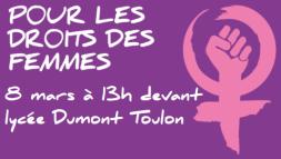 8 mars 2021 Toulon