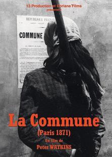 La Commune (affiche du film de Peter Watkins)
